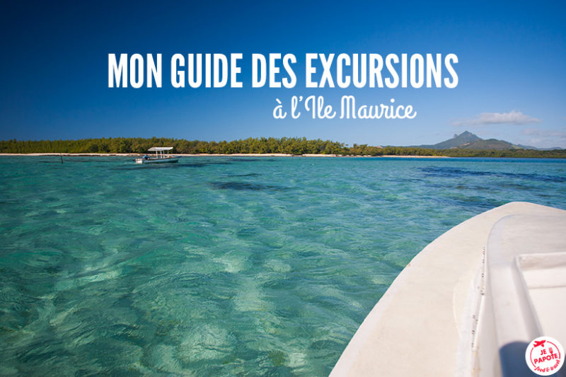 excursion ile maurice