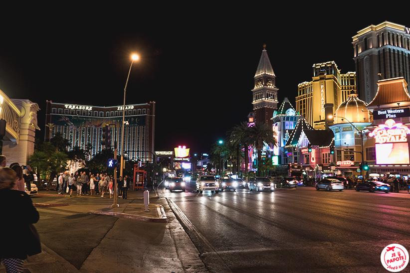 Las Vegas by nigth