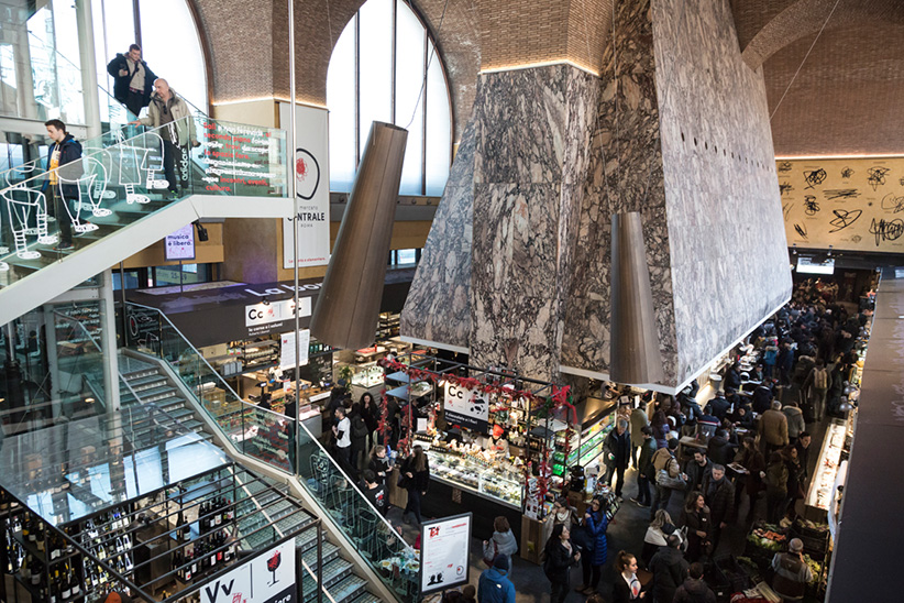 Mercato Centrale Gare Termini