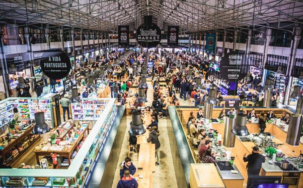 TimeOut Market, la bonne adresse pour bien manger à Lisbonne