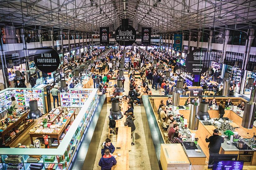 timeOut Market Lisbonne