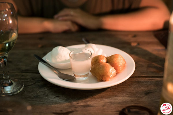 Dessert Zanzibar