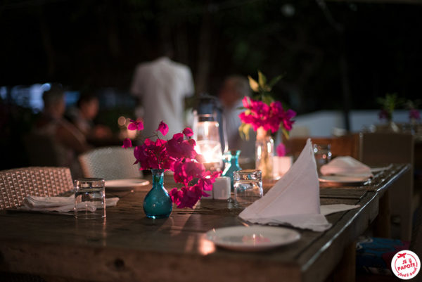 Diner Indigo Beach