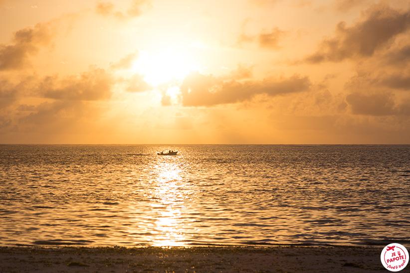 lever de soleil Zanzibar
