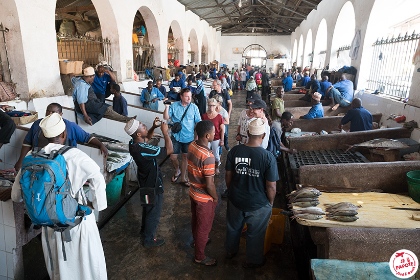 marché de Darajani