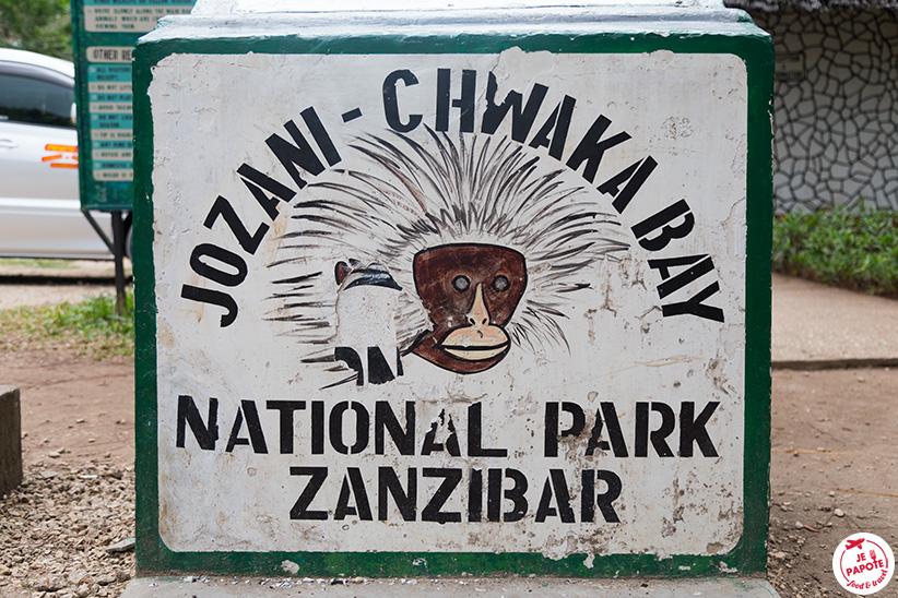 Parc National de Zanzibar