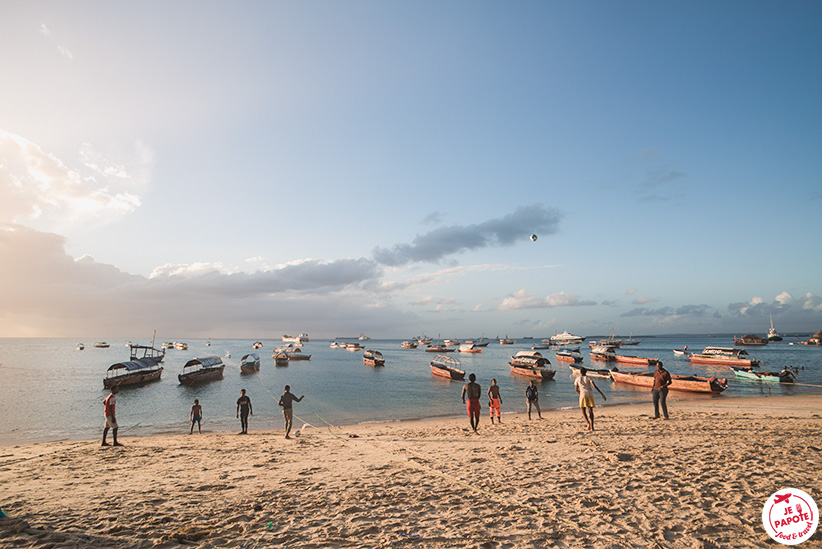 plage Stone Town