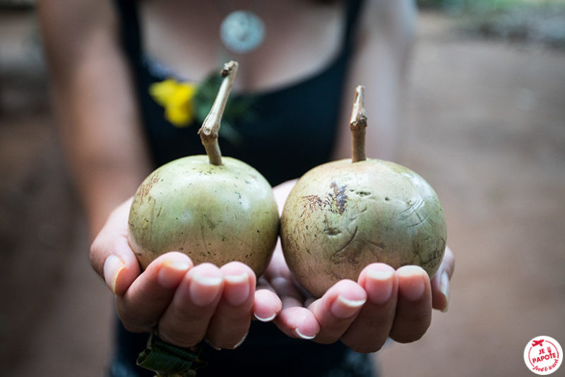 Pomme Zanzibar