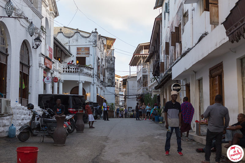 Rue Stone Town