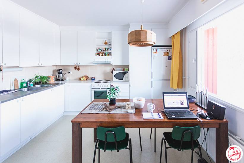 Appartement Laponie