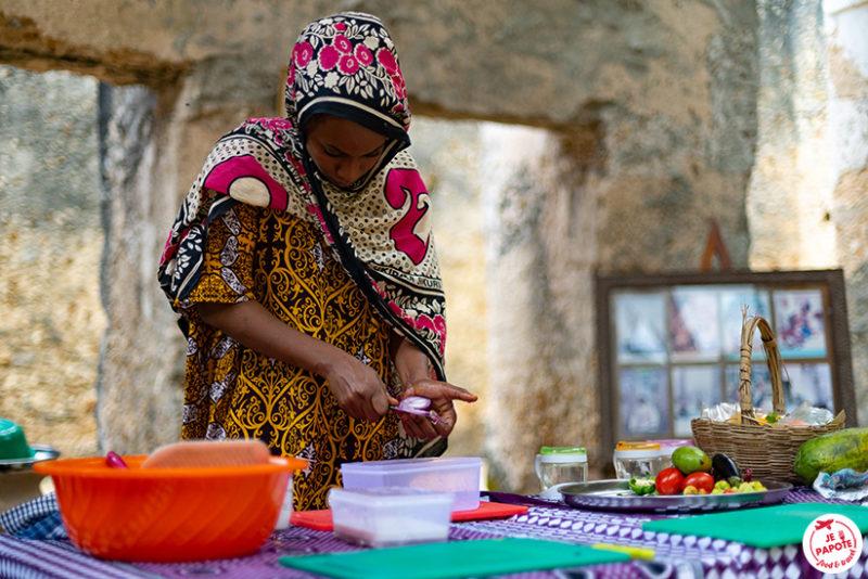 cuisine zanzibarie