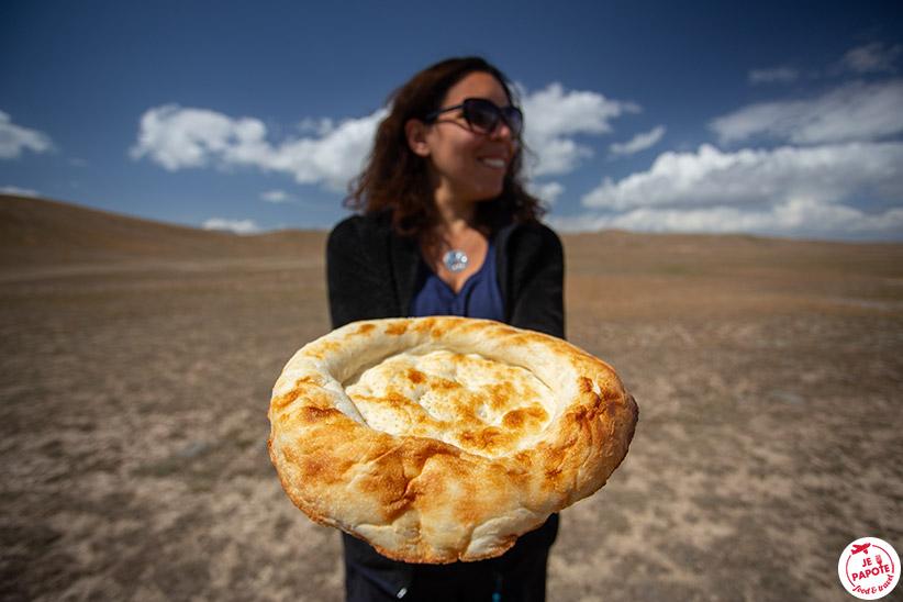 kirghizistan pain