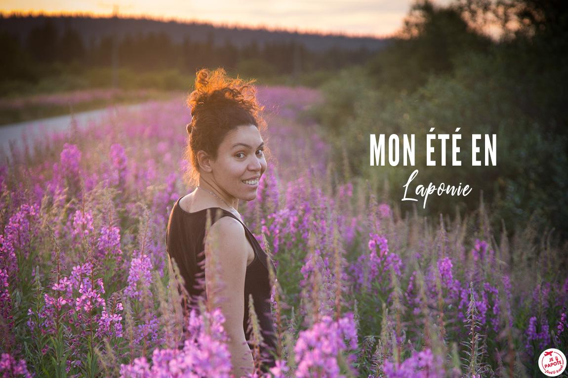 Mon été en Laponie : 3 mois au rythme du soleil de minuit