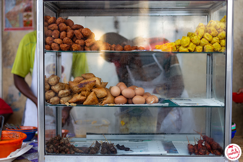 Street Food Zanzibar