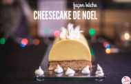 Cheesecake de Noël à la mangue