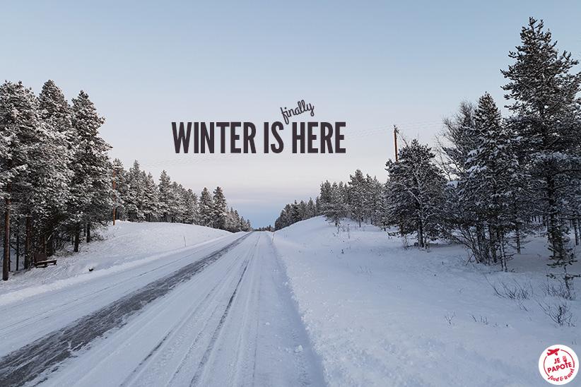 L'hiver est arrivé -  Saison 3, épisode 3