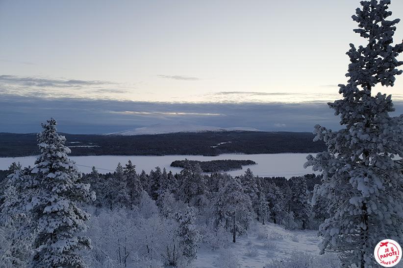 Laponie décembre 2018
