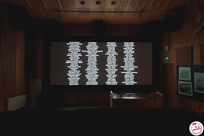 cinema laponie