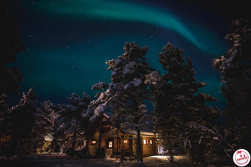 aurore boreale fevrier