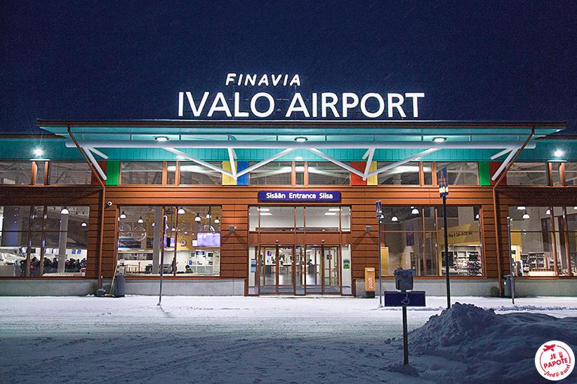 aeroport ivalo