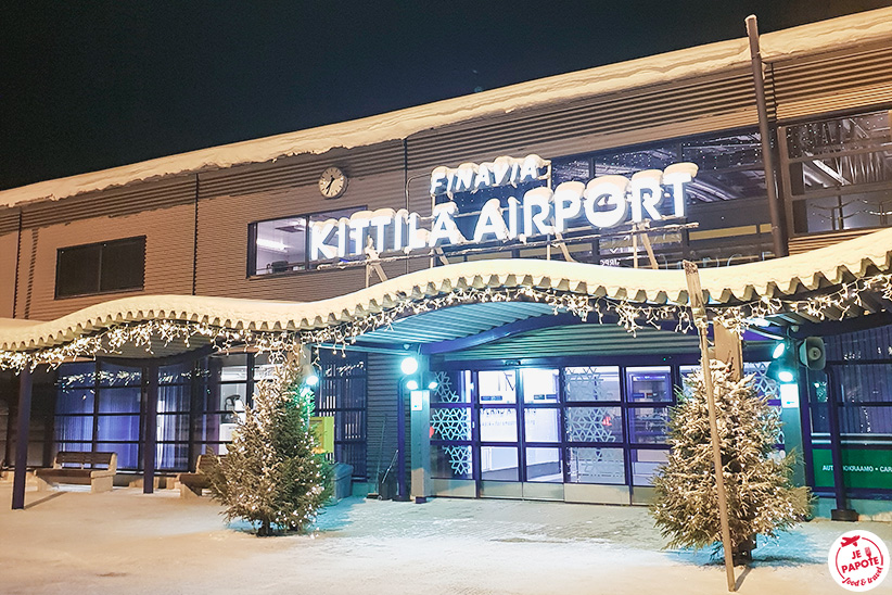 aeroport kittila