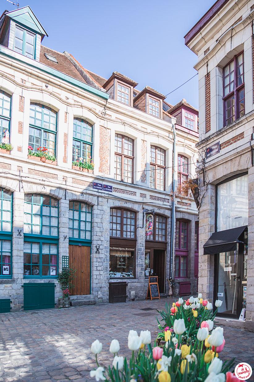 lille place aux oignons