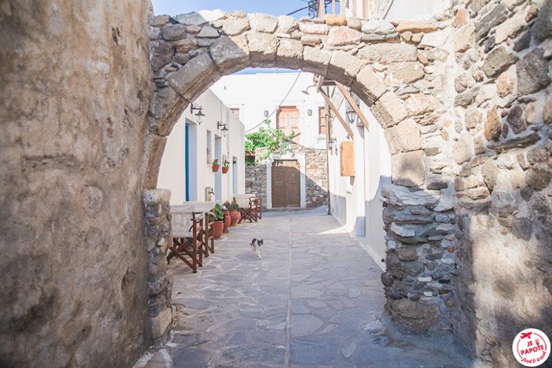 vieille ville Chora
