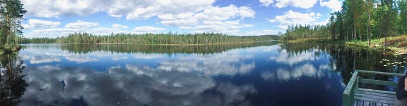 lac Yli-Kitka