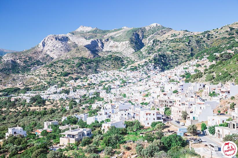village naxos