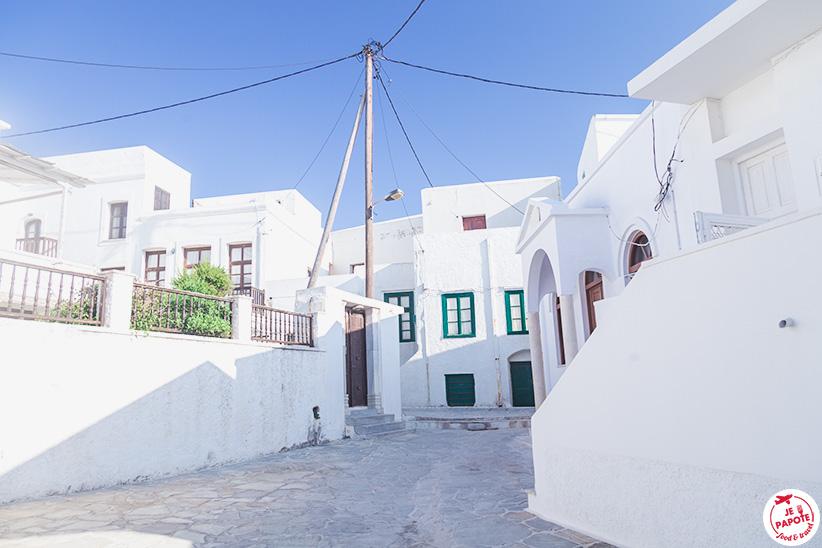 Naxos ville