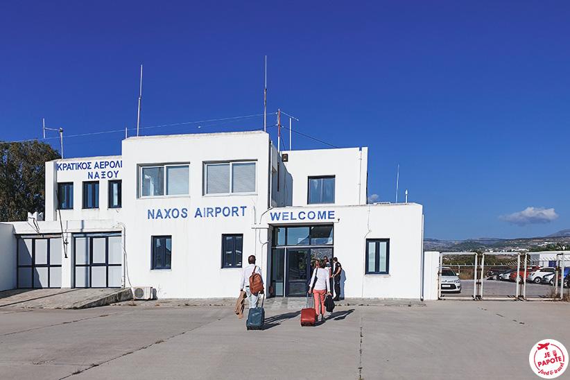 aéroport naxos