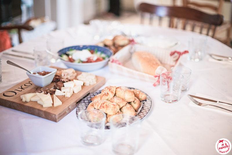 cours cuisine naxos