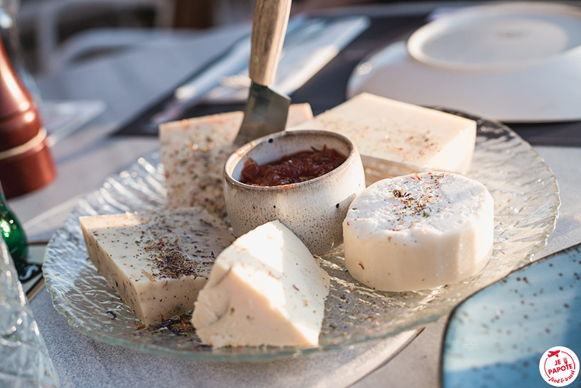 fromages naxos