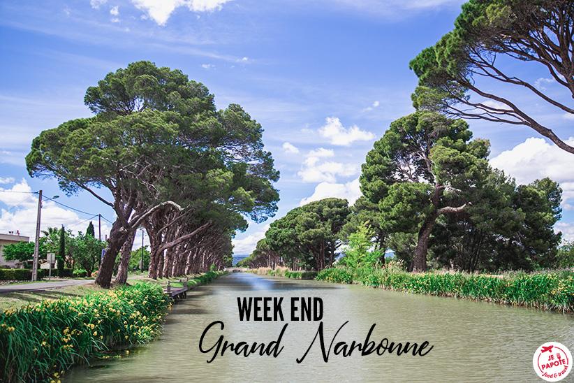 Mon week-end autour de Narbonne