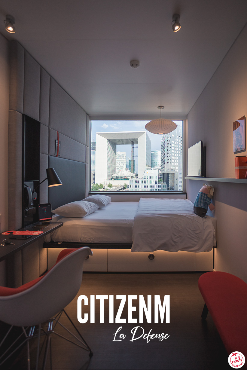 hotel citizenM la défense