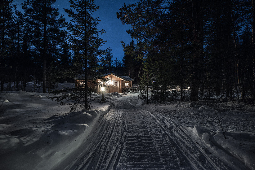 camp lapland retreat