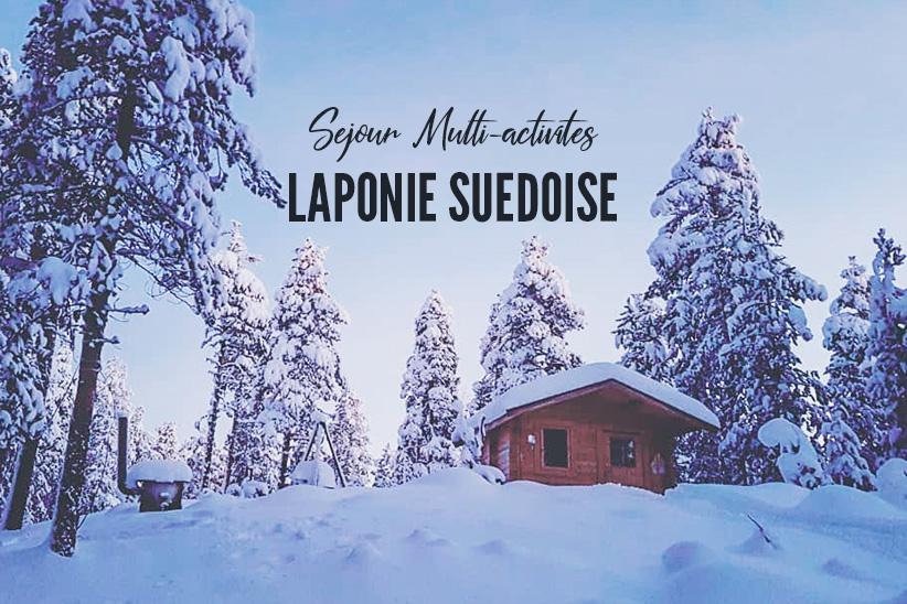 Séjour multi-activités en Laponie suédoise 2021/2022