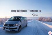 Conduire et louer une voiture en Laponie : mes conseils