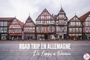 Road trip en Allemagne : de Leipzig à Bremen