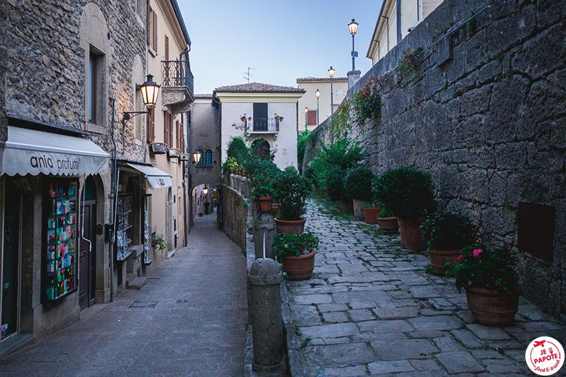vieille ville san marino