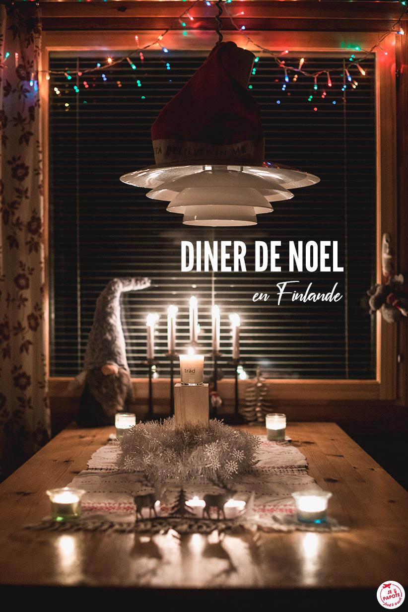 diner noel finlande