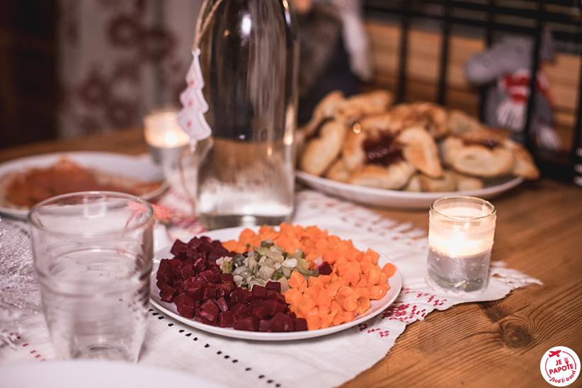 salade finlandaise rossoli