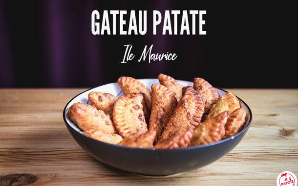 Recette gateau patate de l'Ile Maurice