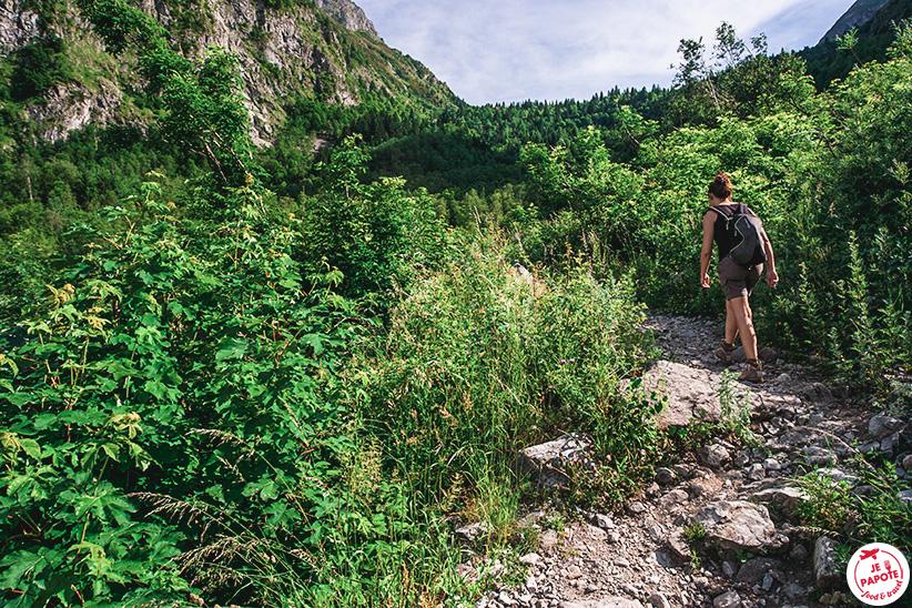 randonnée le Lauvitel par la Rousse