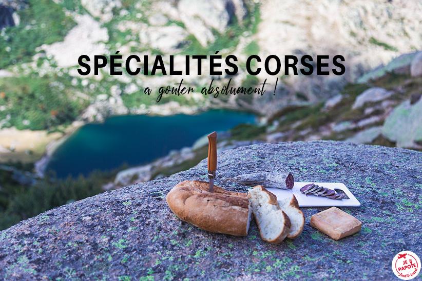 specialites corses