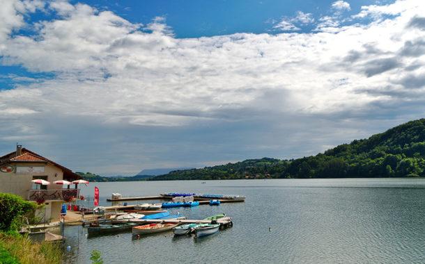 Le lac de Paladru à la journée ou plus !