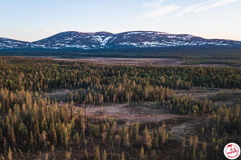 territoire nord laponie