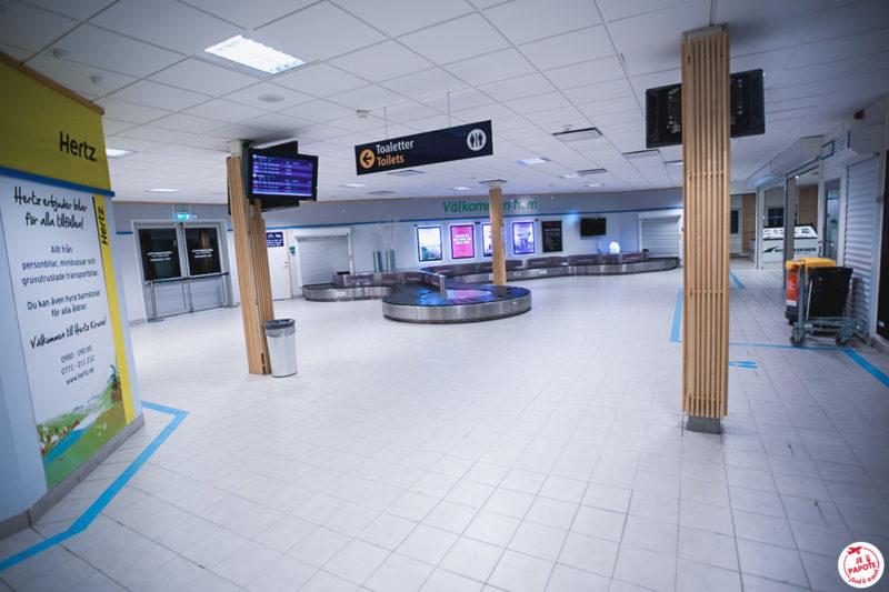 aeroport kiruna