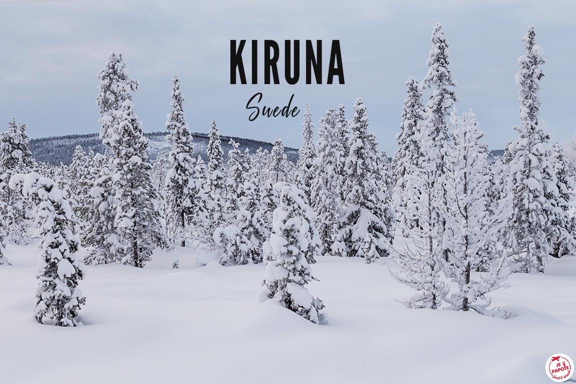 Séjour hivernal à Kiruna : tous mes conseils