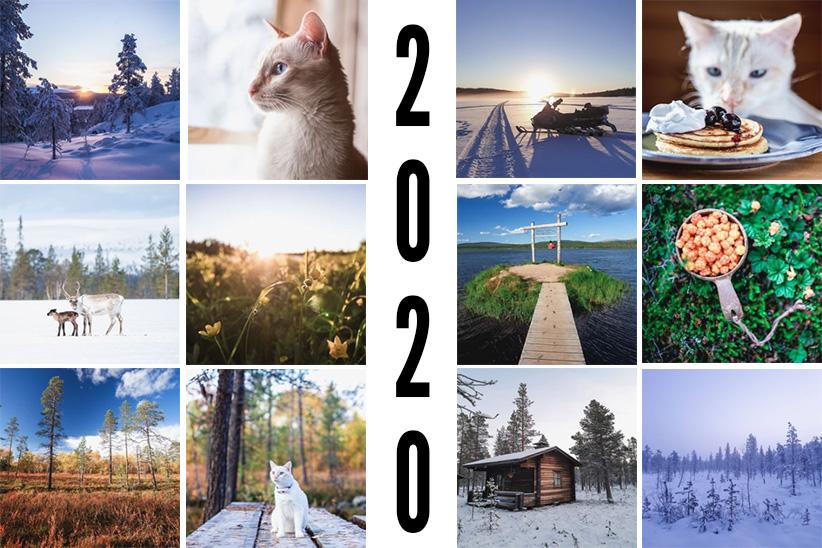 Best Of 2020 : Une année sans voyage